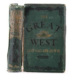 The Great West As It Was and As It Is; Howe