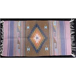 Zapotec Oaxaca Indian Wool Rug