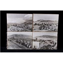 20th Century-Fox Production Black & White Photos