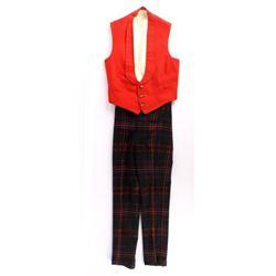 Gordon Highlanders Tailor Made Vest W/ Trews