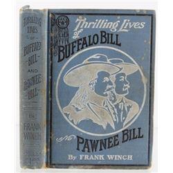 1911 Thrilling Lives of Buffalo Bill & Pawnee Bill