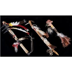 Plains Indian Ceremonial Dance Club Collection