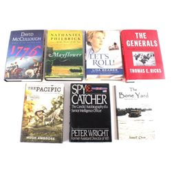 Military Theme Non Fiction Books