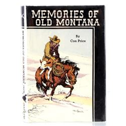 1945 Memories of Old Montana by Con Price