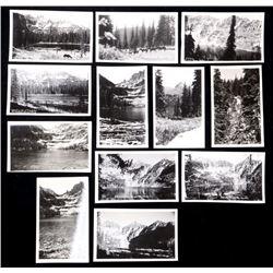 Glacier Park Area Photograph Collection; C. 1930s
