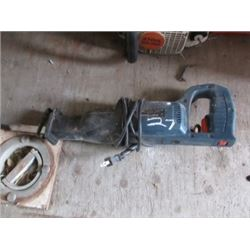 ELECTRIC RECIPROCATING SAW