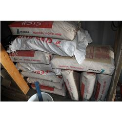 APPROX 11 BAGS OF CEMENT