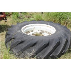TIRE & TRACTOR PARTS