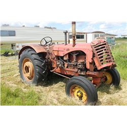 TRACTOR (PARTS ONLY)