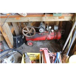 AIR COMPRESSOR (RED TANK)