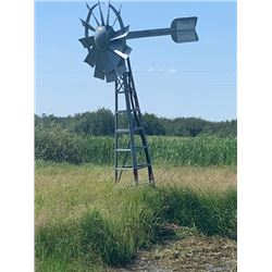 WINDMILL (LOCATED WEST OF MOBILE HOME)