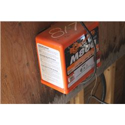 GALLAGER M800 HIGH POWER FENCE ENERGIZER