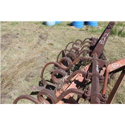 3 PT - 6' SPRING TOOTH CULTIVATOR