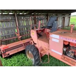 MF 775 - 16' SWATHER (NEEDS REPAIR; PARTS ONLY; NOT ON SITE)