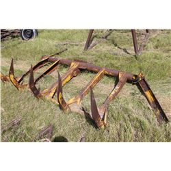 YELLOW GRAPPLE TINES