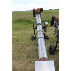 "CONVEYALL ELECTRIC BELT AUGER (APPROX. 10"")"