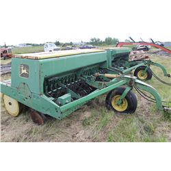 2 - JOHN DEERE 9350 - 12' PRESS DRILLS