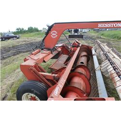 HESTON 1014 HYDRA SWING HAY BIND
