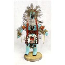 1991 Hopi Chasing Star Kachina