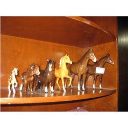 SELF OF ROYAL DOULTON / BESWICK / ENGLAND HORSES