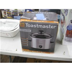 TOASTMASTER 2 GT SLOW COOKER