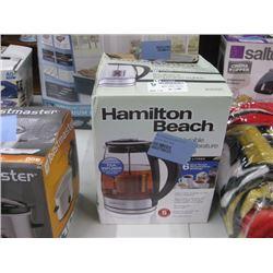 HAMILTON BEACH 1.7 L KETTLE