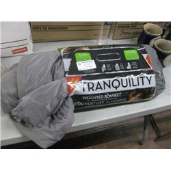 TRANQUILITY WEIGHTED BLANKET LBS