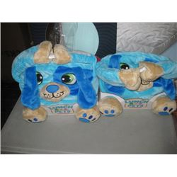 SET OF 2 LUNCH PETS LUNCH KIT