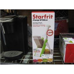 STARFRIT PUMP N SLICE