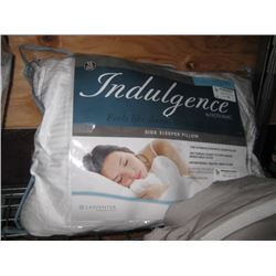 INDULGENCE BY ISOTONIC SIDE SLEEPER PILLOW