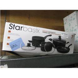 STARBASIX NON-STICK COOKING SET