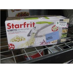 STARFRIT PRO CUBER AND FRY CUTTER