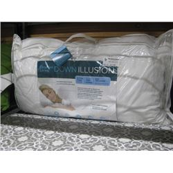 CANADIAN LIVING DOWN ILLUSION KING PILLOW