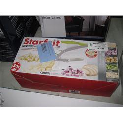 STARFRIT PRO CUBER AND FRYER CUTTER