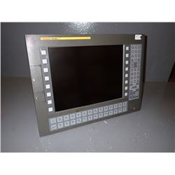 FANUC A13B-0196-B412 CNC DISPLAY UNIT W/ PC