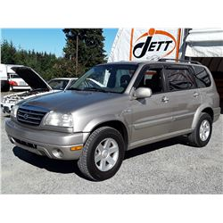 I5 --  2003 SUZUKI GRAND VITARA XL7 PLUS , Brown , 242475  KM's