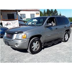 G4 --  2002 GMC ENVOY SLE  , Brown , 184659  KM's