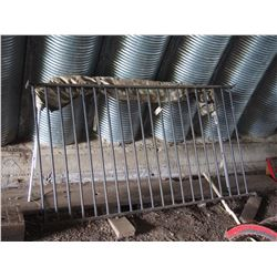 "Metal Railing 72"" by 40"""