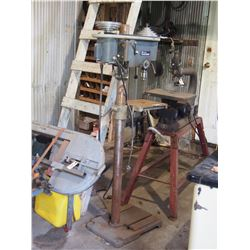 Rockwell Drill Press WORKING (missing cover)