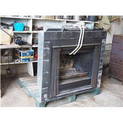 """Fireplace Insert 46"""" by 24"""" by 40"""" H"""
