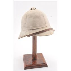 20GG-1 BRITISH 4-PANEL 'PITH' HELMET