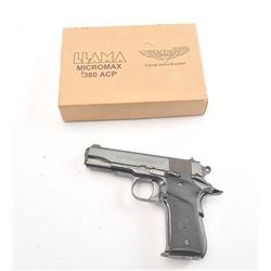 20ES-1 LLAMA MICROMAX 380