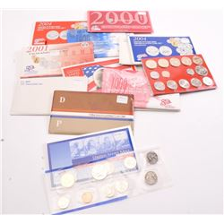 20EQ-5 UNCIRCULATED COIN SETS