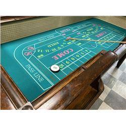 XXGW-1 CRAP TABLE