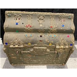 20FC-25 JEWELED TREASURE CHEST
