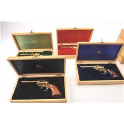 20AJ-9 COMPLETE 12 GUN SET OF COLT KANSAS SERIES