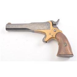 20FC-65 RARE LINDAY W-SHOT PERC. PKT PISTOL
