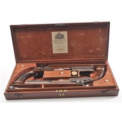 20FD-103 WESTLEY RICHARDS CASED PAIR