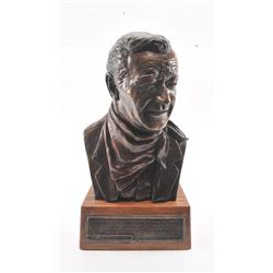20FB-2 BRONZE OF JOHN WAYNE