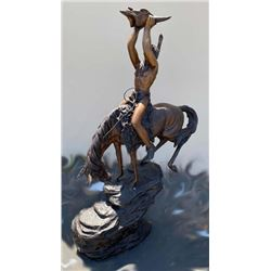 20GFL-6 INDIAN RIDING HORSE